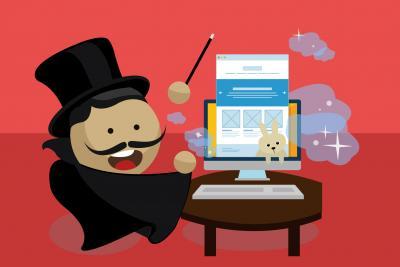 Custom web design magic comes at a price. Understanding the cost of custom web design.